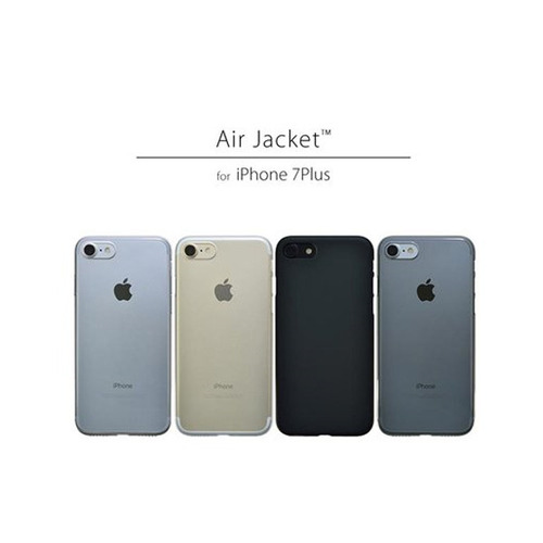 [POWER SUPPORT]Air Jacket for iPhone 7Plus