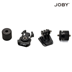[JOBY] Action Adapter Kit 블랙