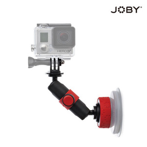 [JOBY] Suction Cup & Locking Arm